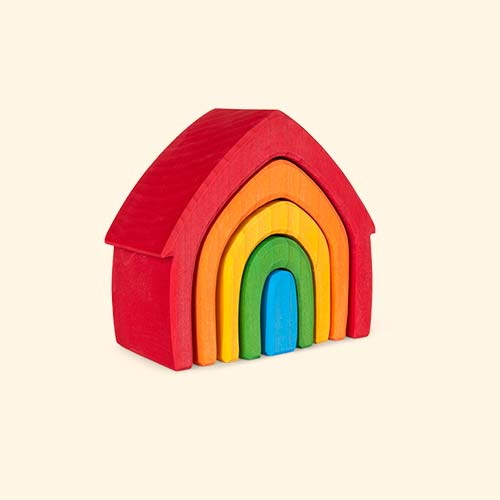 Multi Grimm's Coloured House