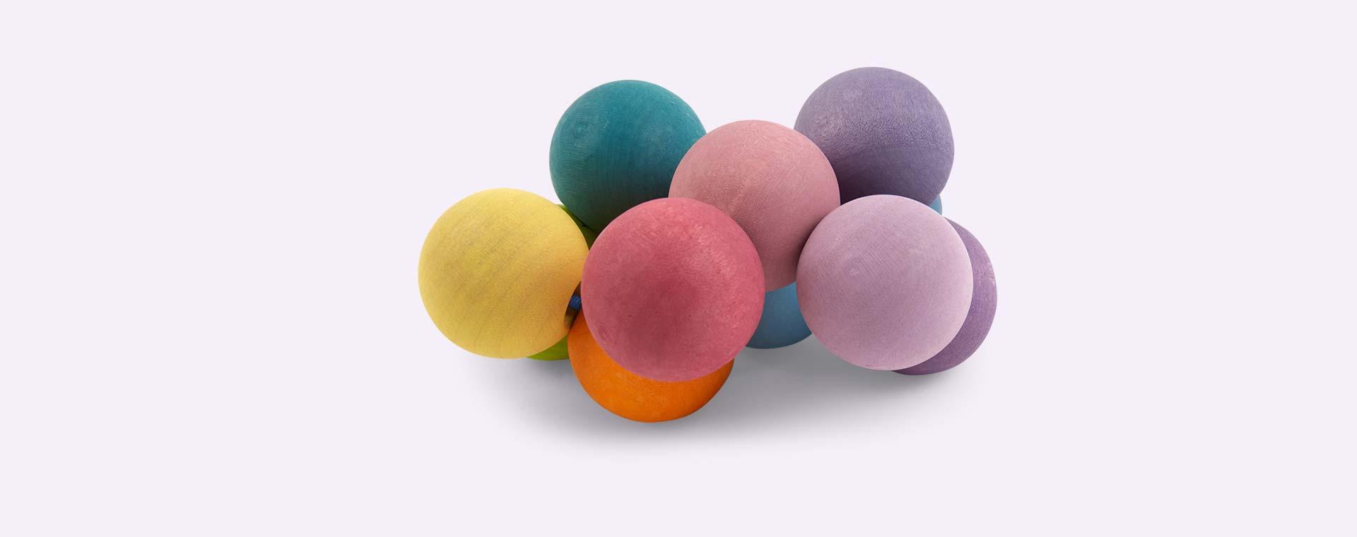 Multi Grimm's Pastel Beads Grasper