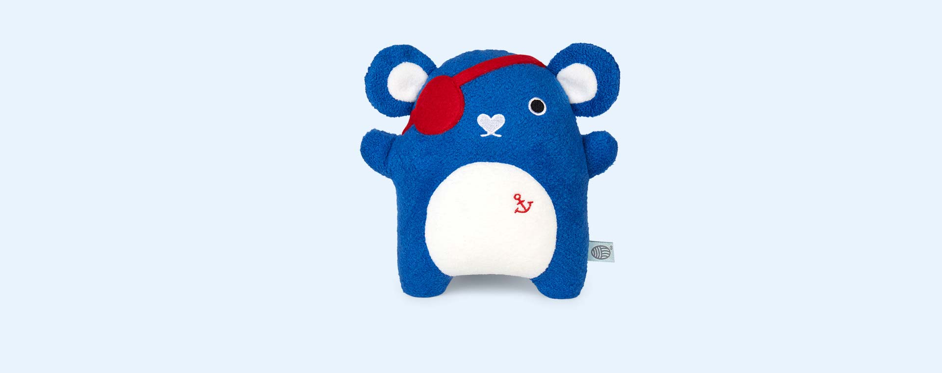 Blue Noodoll Ricehaddock Toy