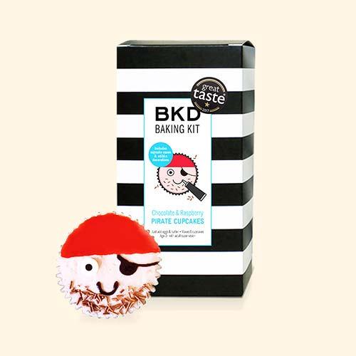 Multi BKD Pirate Cupcakes Baking Kit