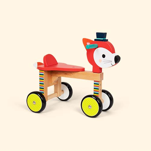 Fox Janod Fox Ride-On