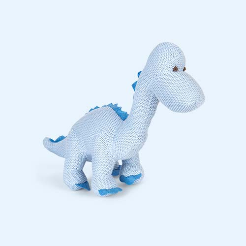 Blue Best Years Organic Cotton Diplodocus