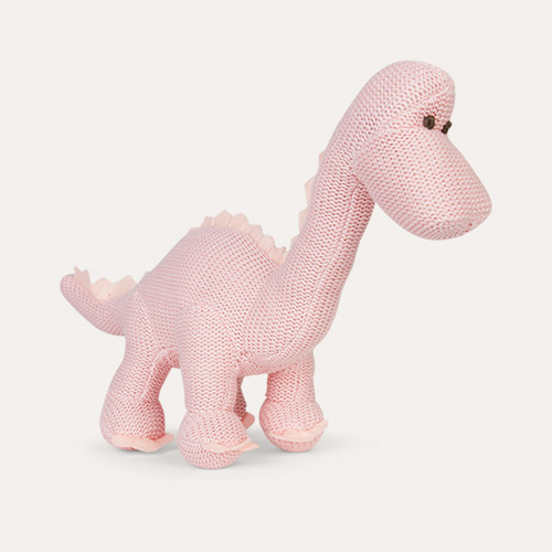 Pink Best Years Organic Cotton Diplodocus