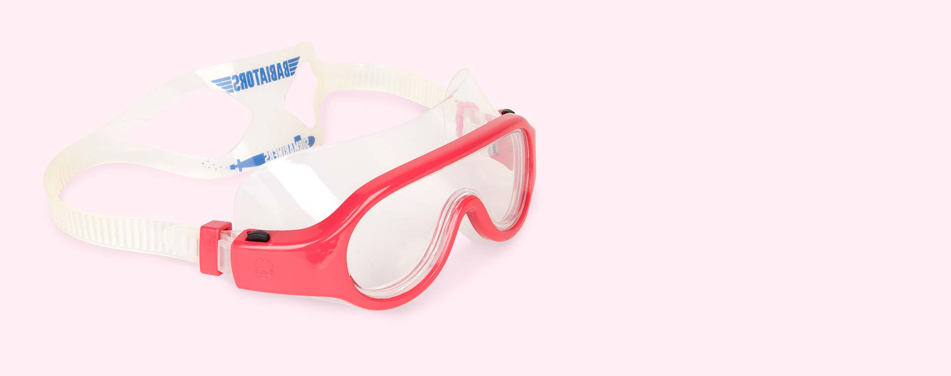 Pink Babiators Submariners Swim Goggles