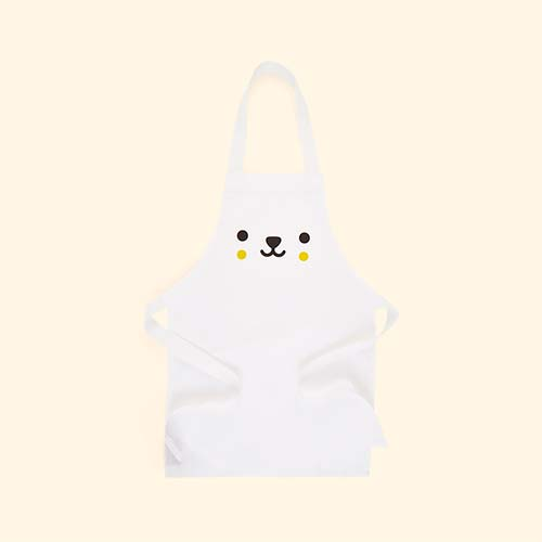 Bear Buddy & Bear Apron