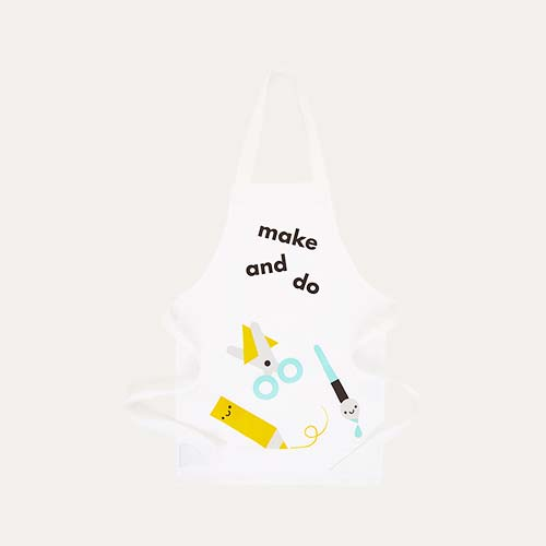 Make and Do Buddy & Bear Apron