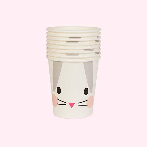 Rabbit My Little Day Mini Rabbit Paper Cups