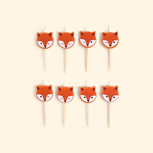 Fox My Little Day Mini Fox Candles
