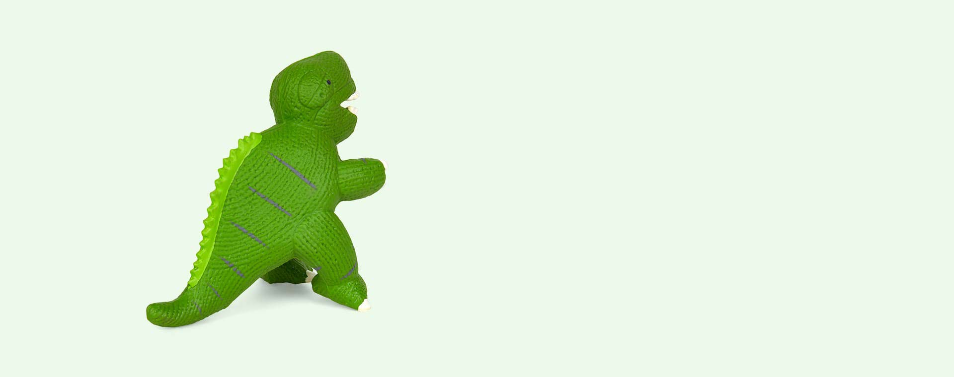 T-rex Pebble T-Rex Teether