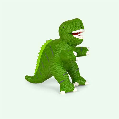 T-rex Best Years T-Rex Natural Rubber Toy