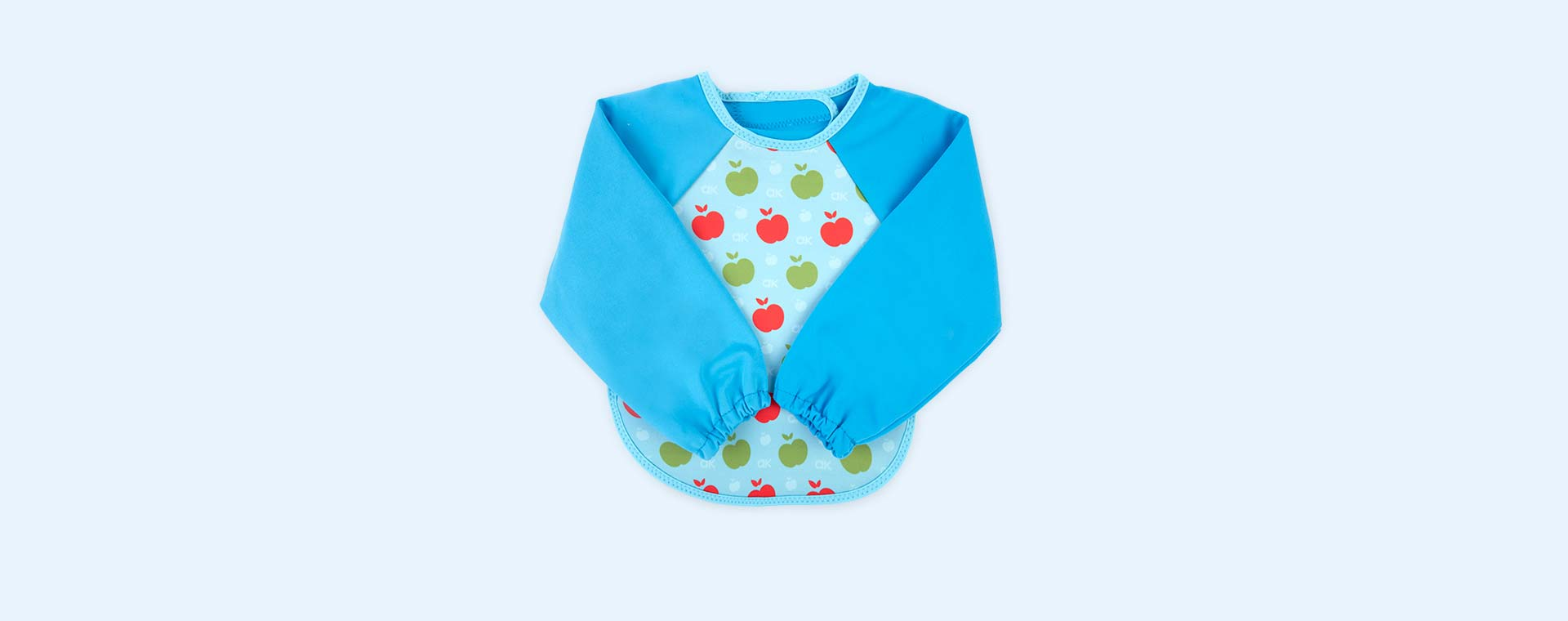 Blue Apples Bibetta Annabel Karmel Ultra Bib with Sleeves