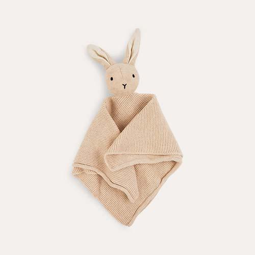 Beige Liewood Milo Rabbit Knit Cuddle Cloth