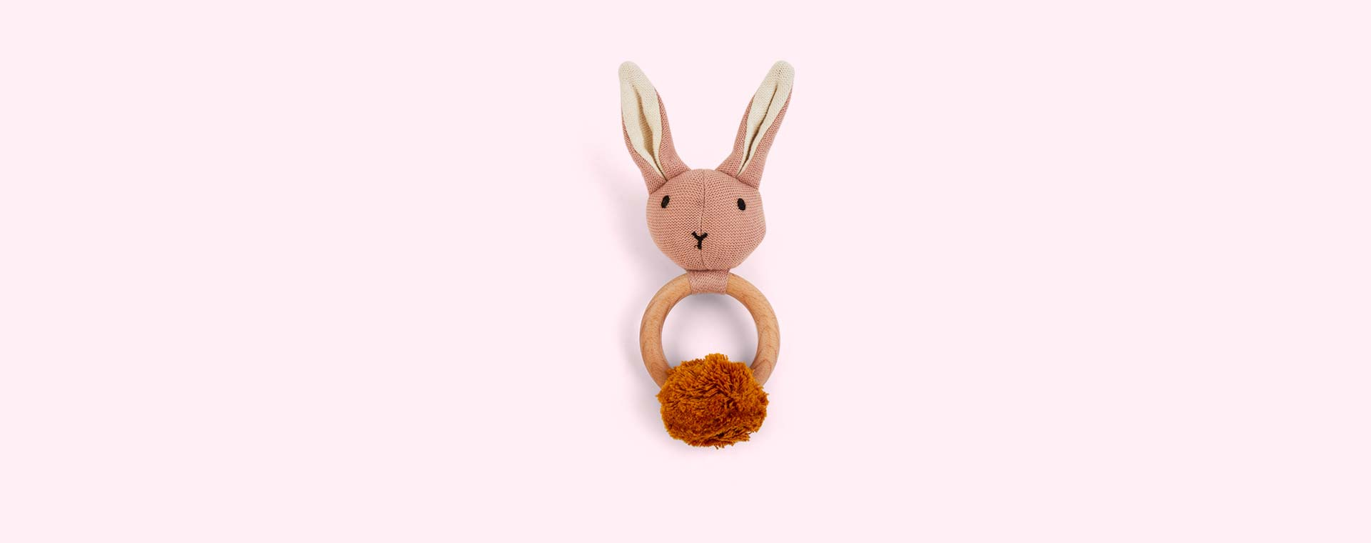 Rose Liewood Aria Rabbit Rattle