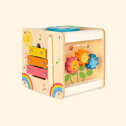 Multi Le Toy Van Petit Activity Cube