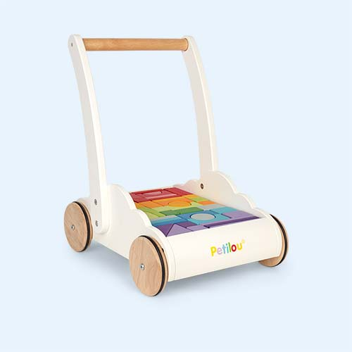 Multi Le Toy Van Rainbow Cloud Walker