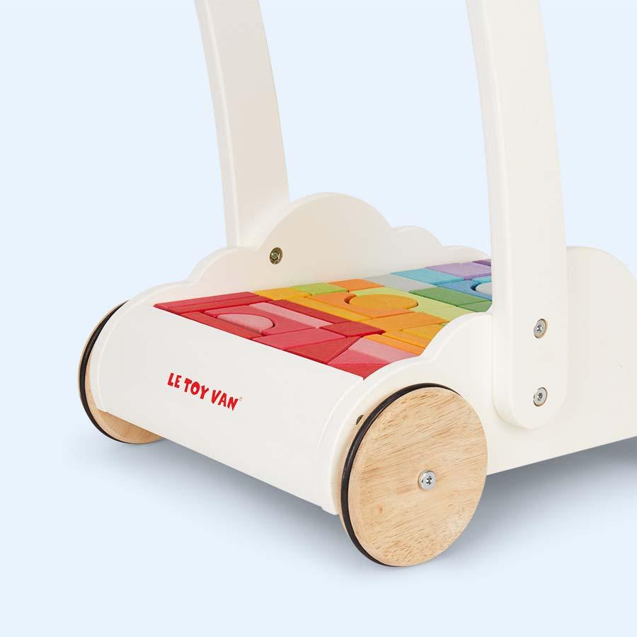 Multi Le Toy Van Rainbow Cloud Walker