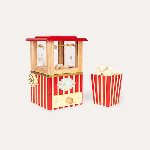 Multi Le Toy Van Popcorn Machine