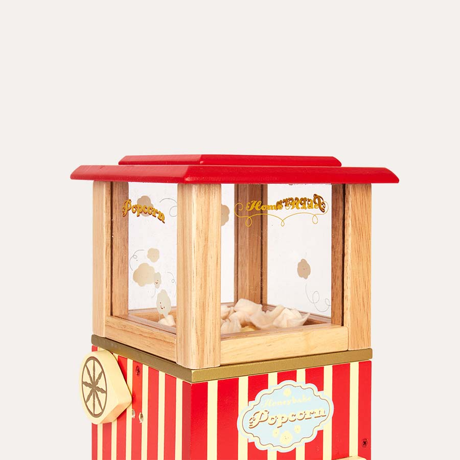 Multi Le Toy Van Popcorn Machine