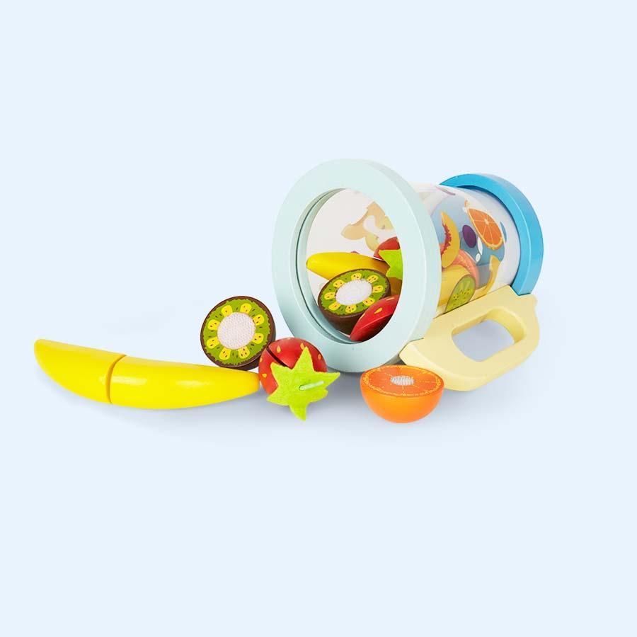 Multi Le Toy Van Blender Set 'Fruit & Smooth'