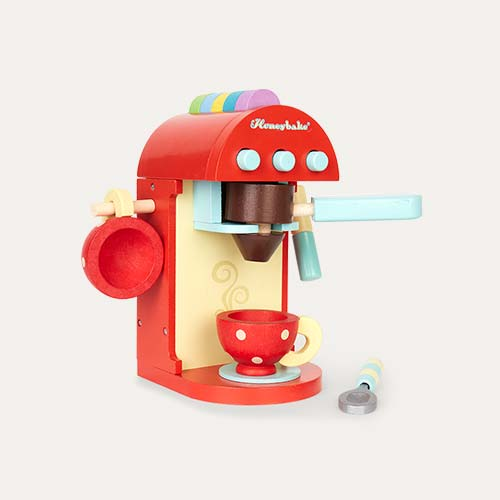 Multi Le Toy Van Cafe Machine