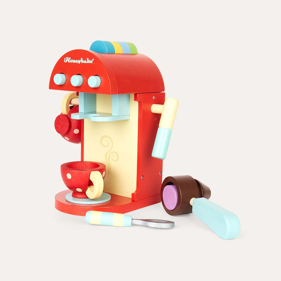 Multi Le Toy Van Cafe Machine