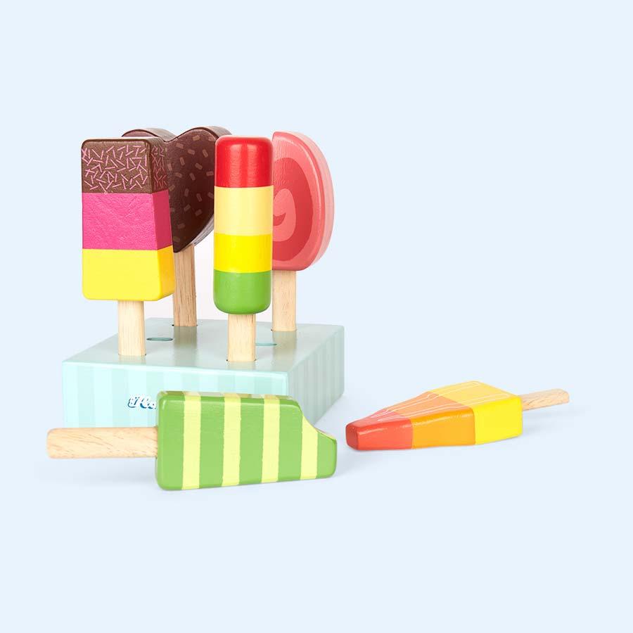 Multi Le Toy Van Ice Lollies