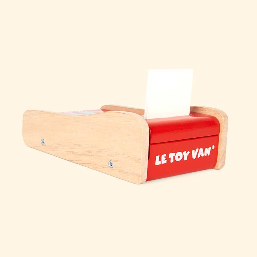 Multi Le Toy Van Card Machine