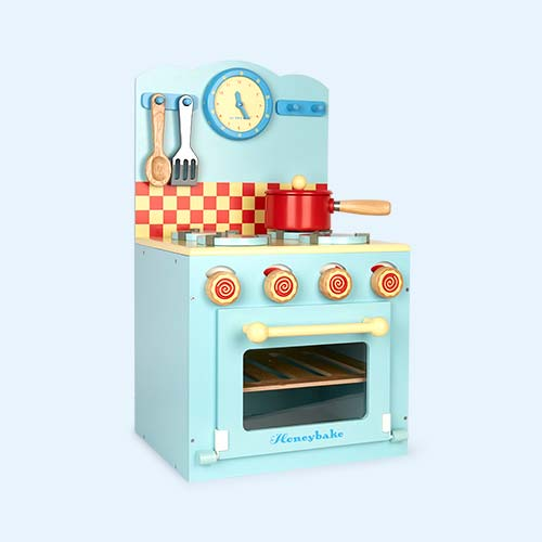 Blue Le Toy Van Oven And Hob