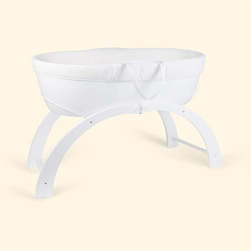 White Shnuggle Dreami Clever Baby Sleeper