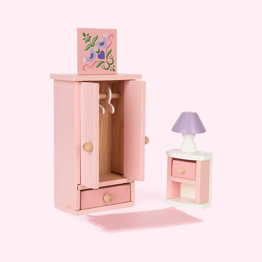 Pink Le Toy Van Sugar Plum Master Bedroom