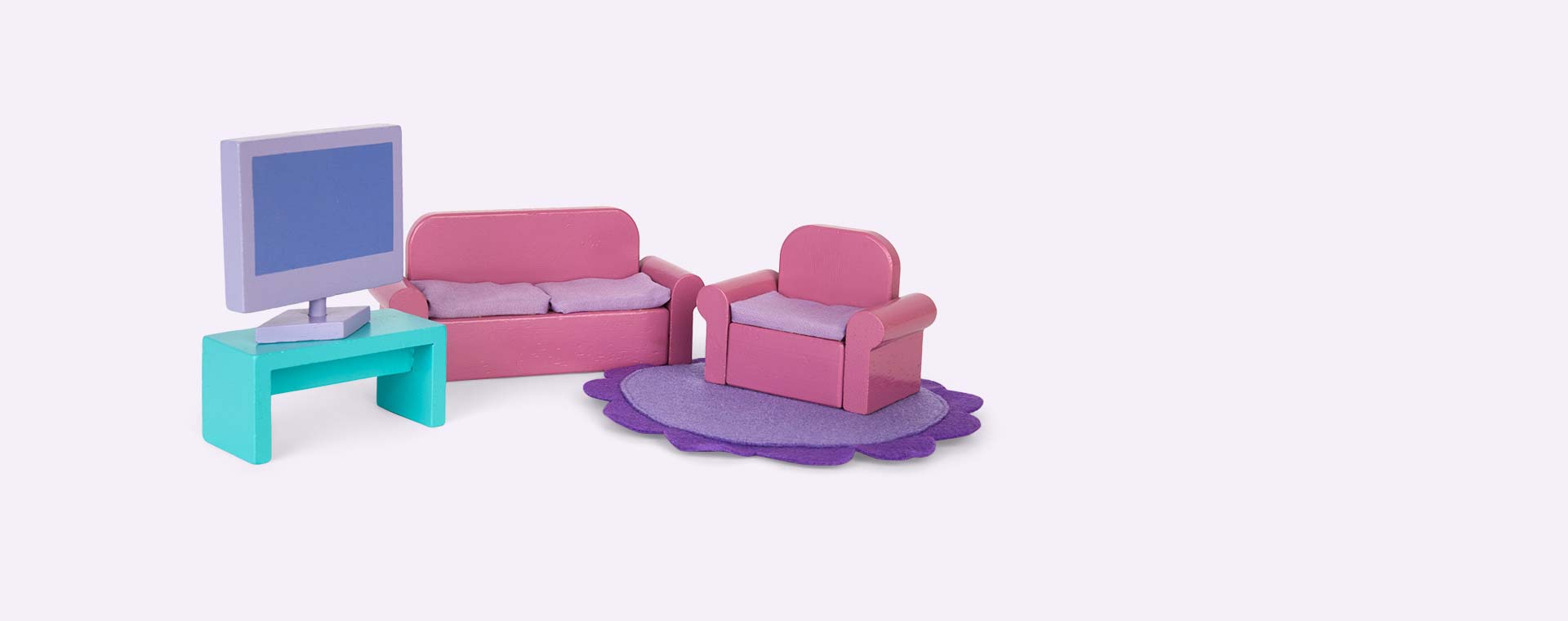 Multi Le Toy Van Sugar Plum Sitting Room