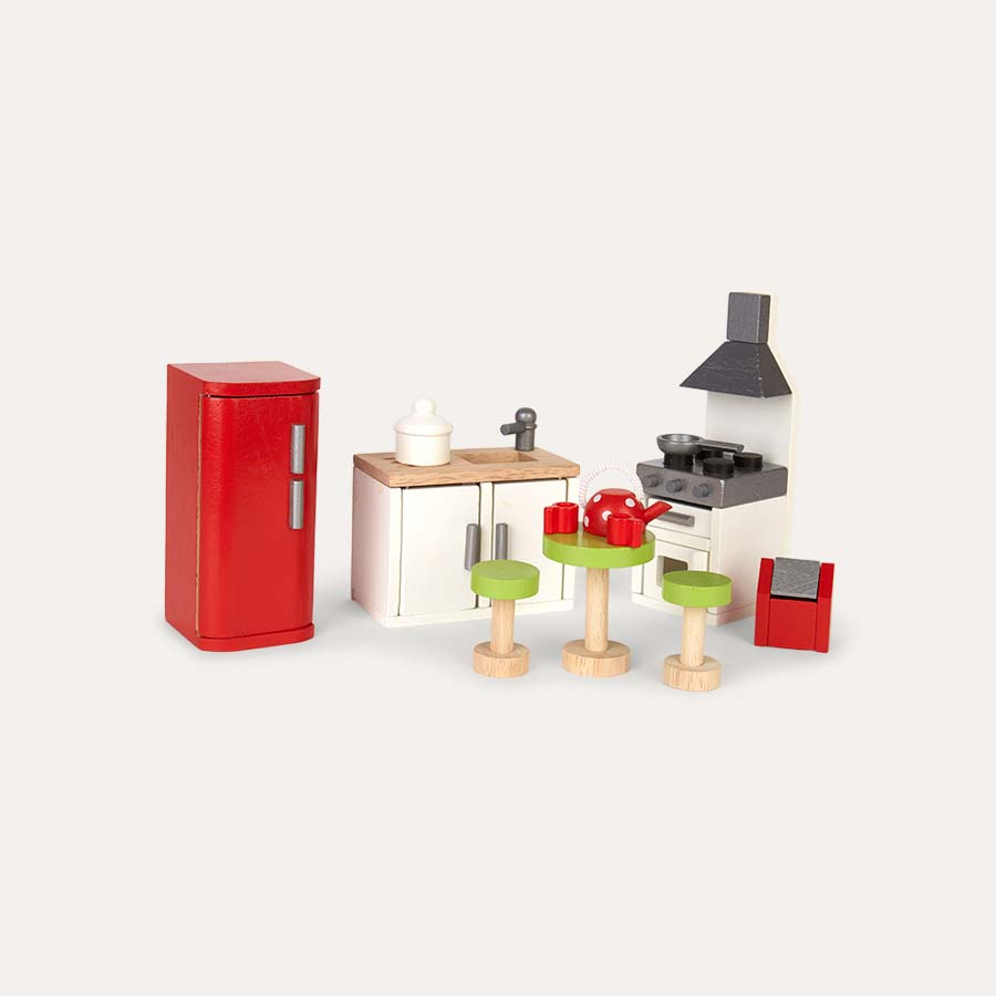 Multi Le Toy Van Sugar Plum Kitchen