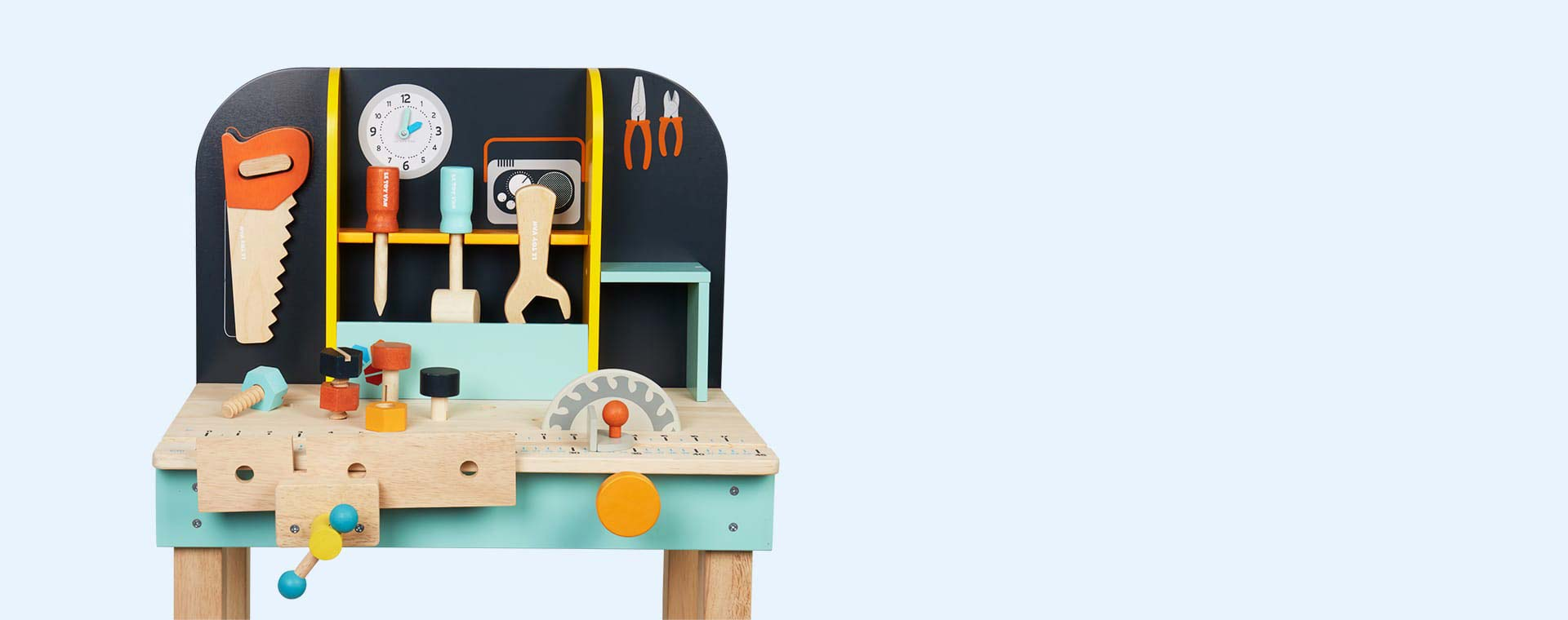 Multi Le Toy Van Alex's Work Bench