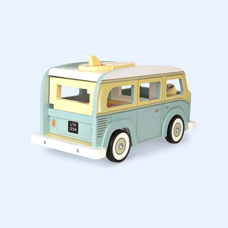 Multi Le Toy Van Holiday Campervan