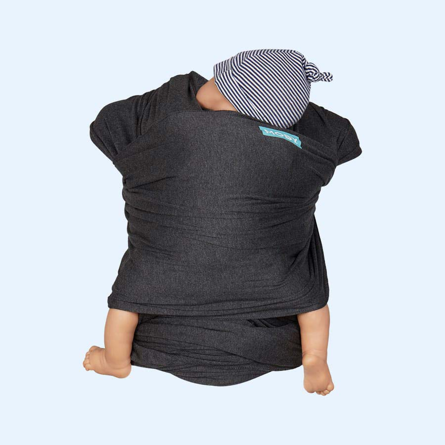 Charcoal Moby Evolution Wrap