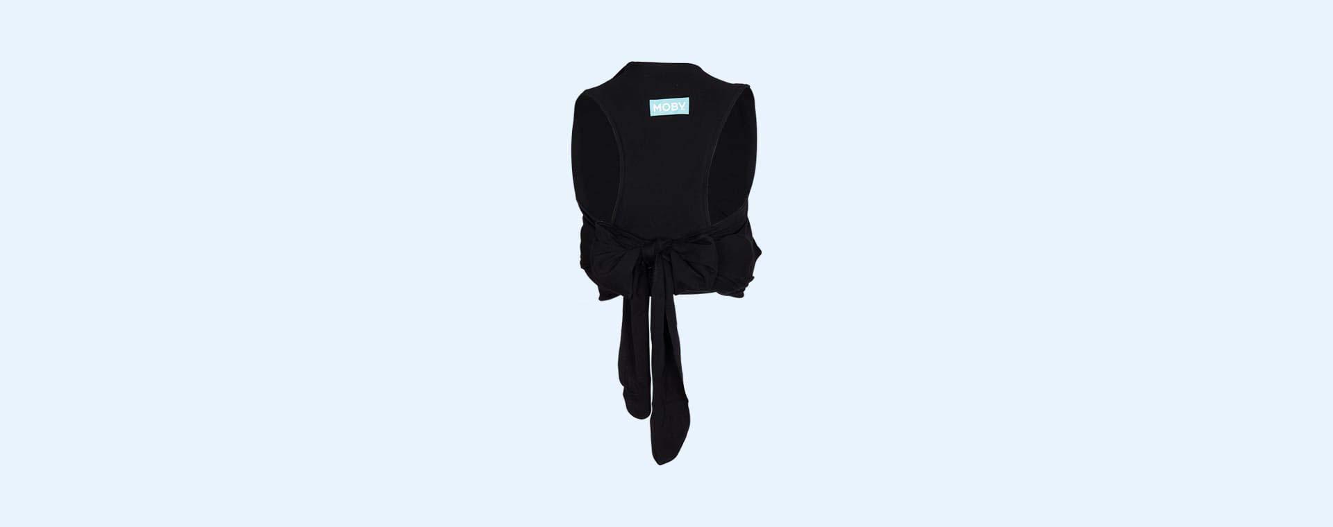 Black Moby Fit Wrap