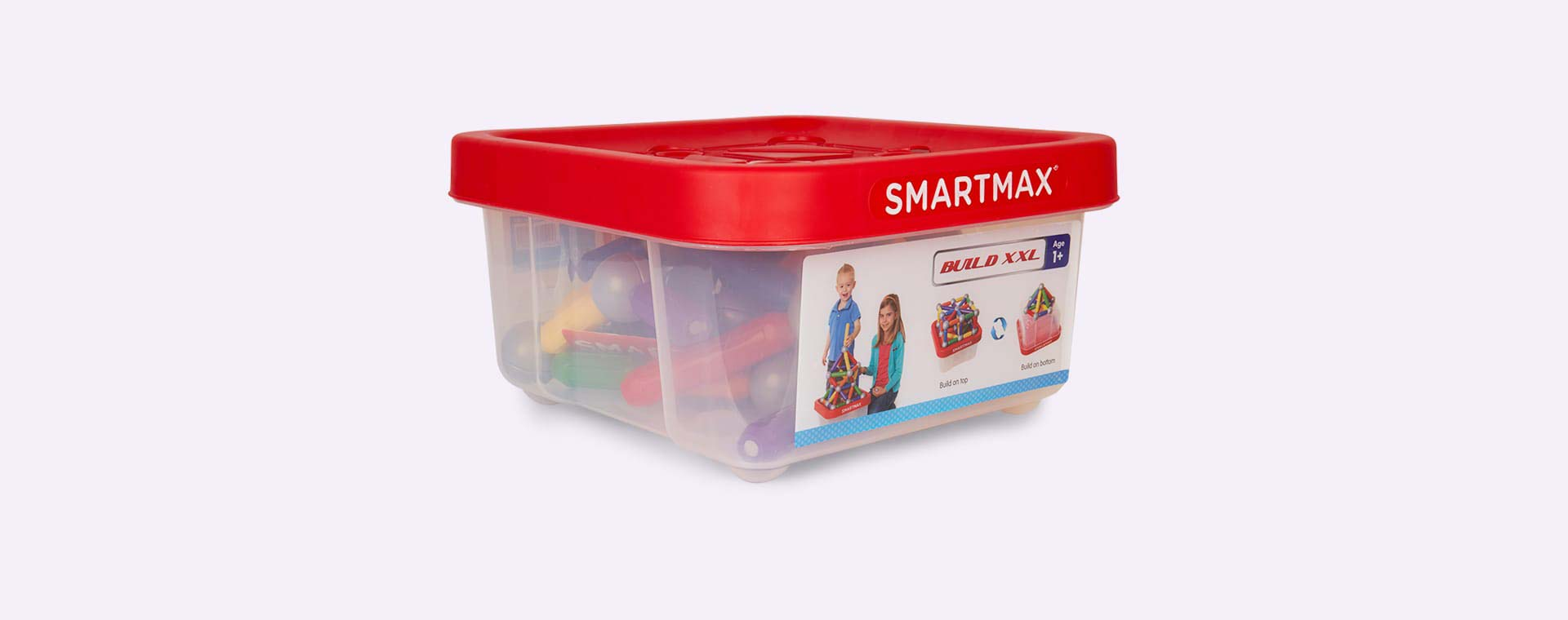 Multi SmartMax SmartMax Build XXL 70-Piece