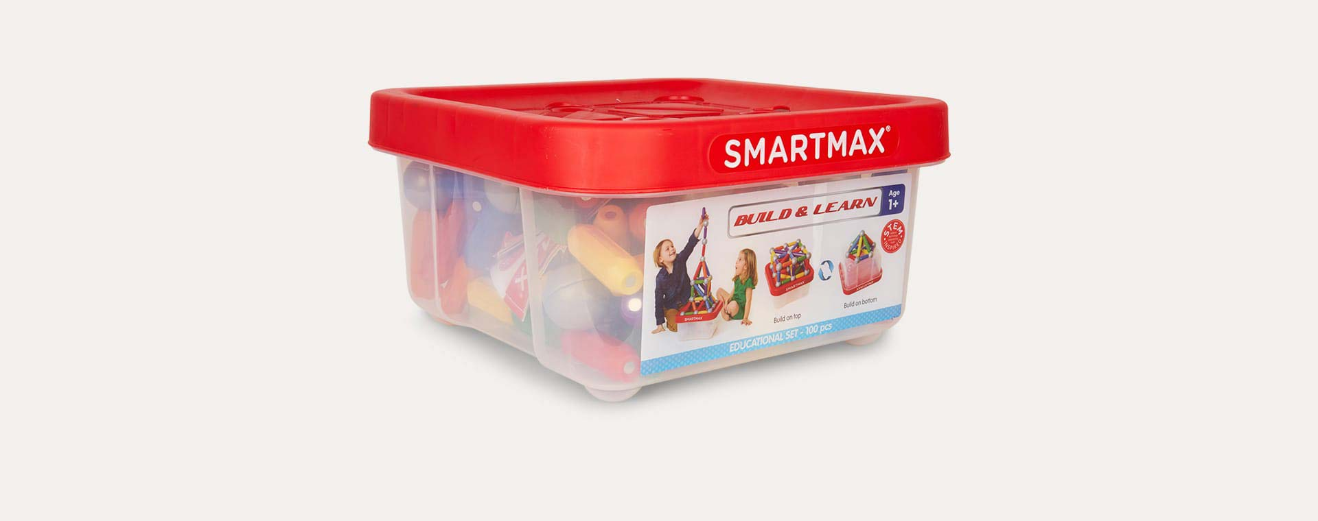 Multi SmartMax SmartMax Build & Learn (100pc)