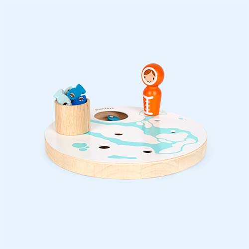 Multi Plan Toys Ice Fishing Game