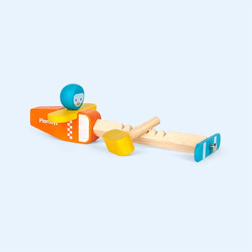 Multi Plan Toys Spin n Fly Airplane
