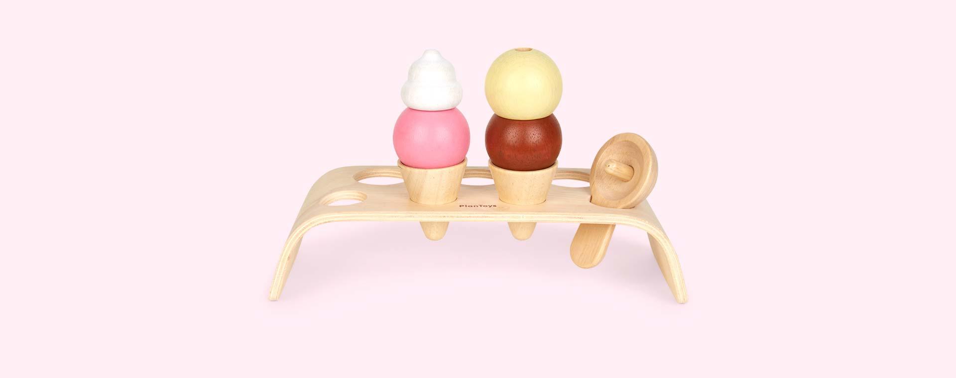 Multi Plan Toys Ice Cream Set