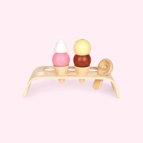 Multi Plan Toys Ice Cream Set