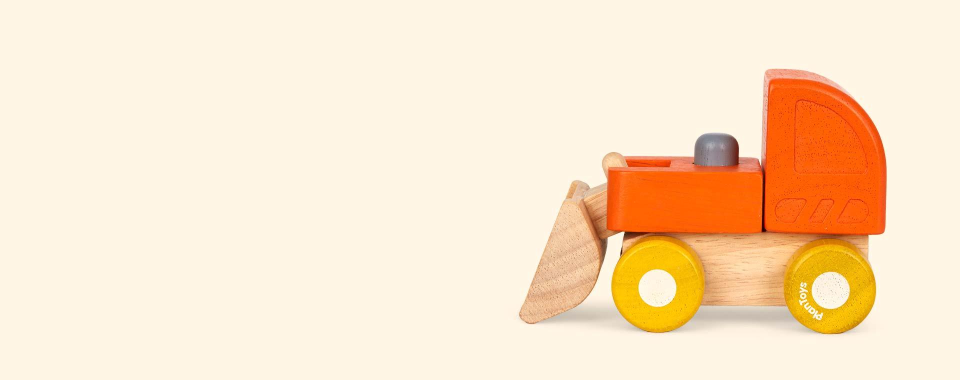 Multi Plan Toys Mini Bulldozer
