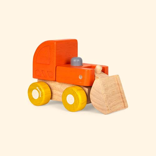 Multi Plan Toys Mini Bulldozer