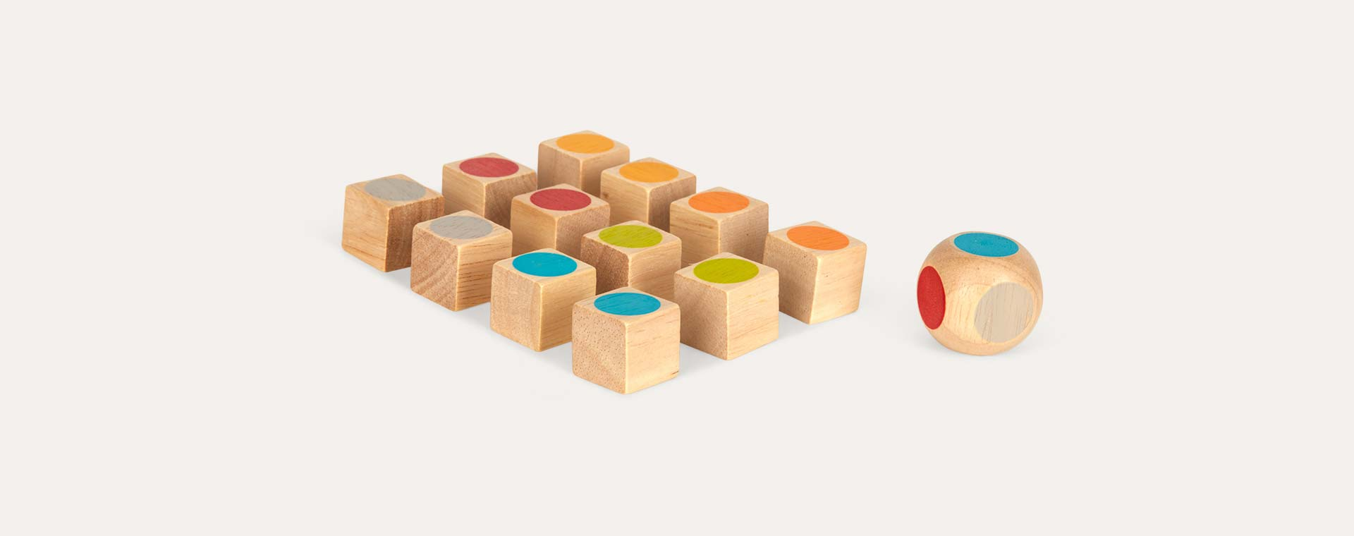 Multi Plan Toys Memo Game