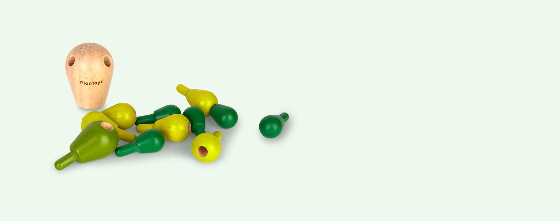 Multi Plan Toys Mini Game Balancing Cactus