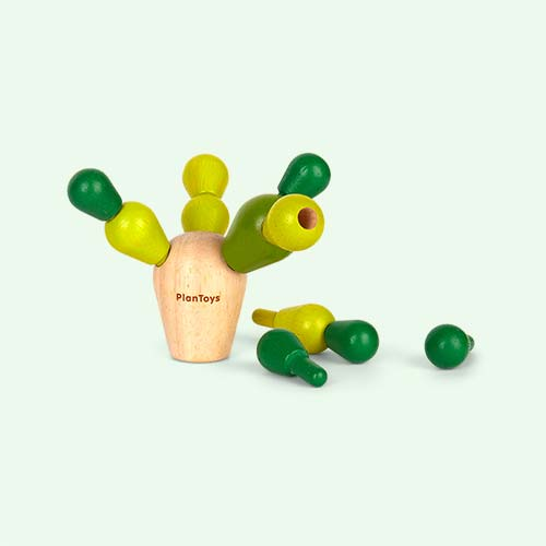 Multi Plan Toys Mini Game Balancing Cactus