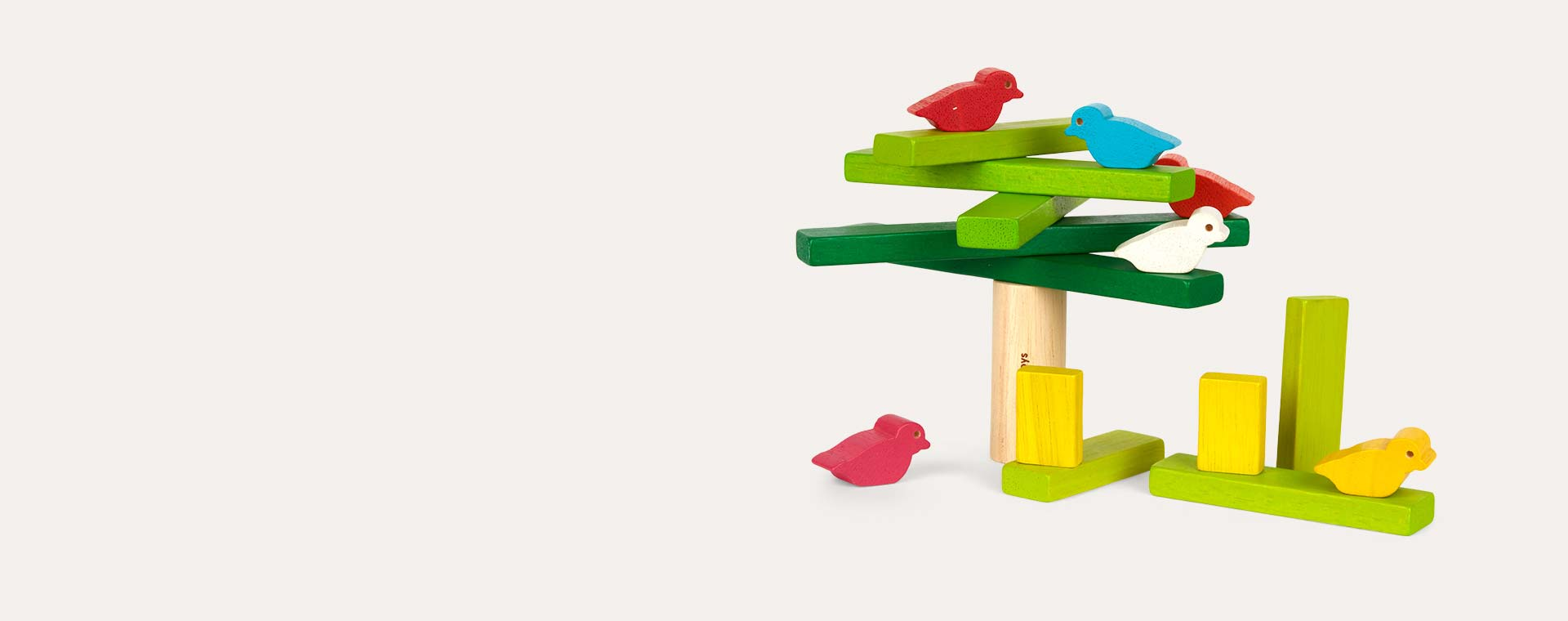 Multi Plan Toys Balancing Trees Game