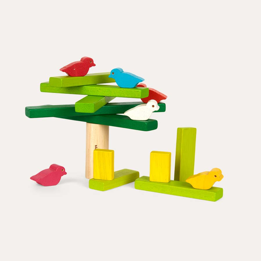 Multi Plan Toys Balancing Trees Game