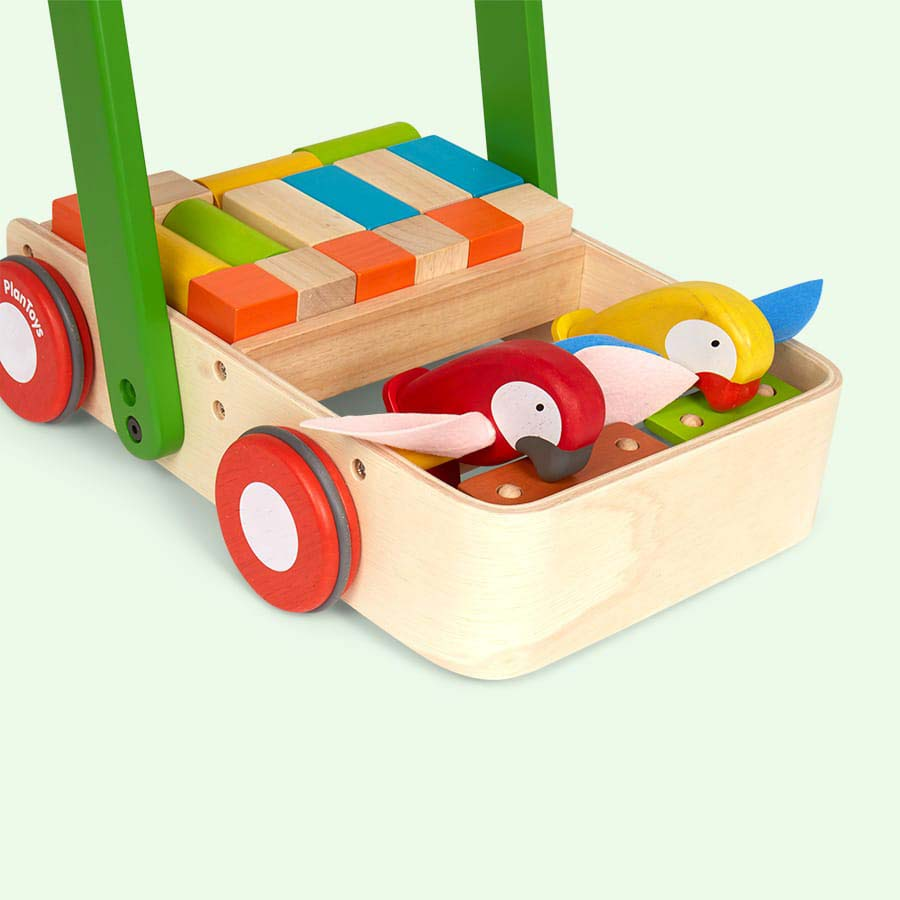 Multi Plan Toys Bird Walker